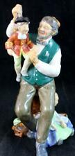 Royal Doulton Figurines The Puppet Maker Hn2253 A+ Condition No Box