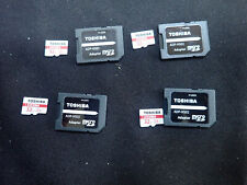 Toshiba EXCERIA M301 Micro SDHC 32 GB UHS-I (AUCTION FOR 4 (EMV 173)