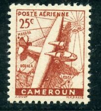 Timbres avec 1 timbre sur aviation