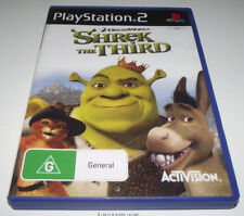 Shrek the Third PS2 PAL *No Manual*