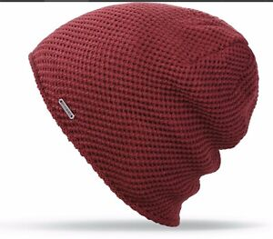Dakine KATHRYN Women's Reversible Knit Beanie HAT Andorra NEW NWT