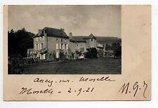 ANCY SUR MOSELLE moselle CPA 57 vue d'une belle maison