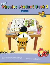 Jolly Phonics Student Book 2 (colour In Print Letters): By Sara Wernham, Sue ...