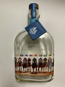 Woodford Reserve Kentucky Derby Commemorative Bottle 144 ~ Empty Collectible