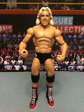 WWE Wrestling Mattel Elite Hall of Fame Series 2 Ric Flair Figure Four Horsemen