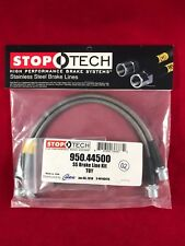 Stoptech Rear Stainless Steel Brake Lines for IS300 01-05 IS F 08-14 950.44500
