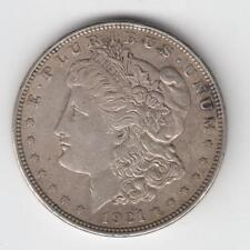1921 Morgan Silver Dollar Circulated #40