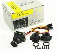 """700TVL FPV Camera 1/3"""" Sony Effio-E CCD 3.6mm Lens (NTSC)"""