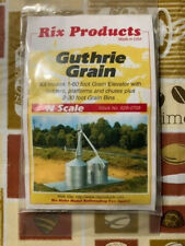 N Scale, Rix Products, Guthrie Grain, #628-0708  NOS
