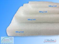 Volumenvlies Polsterwatte Vlies Vlieswatte Diolenwatte 160cm breit