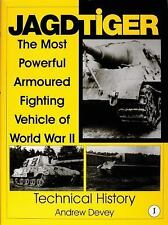 Book - Jagdtiger: The Most Powerful Armoured Fighting Vehicle of WW II - Vol. 1