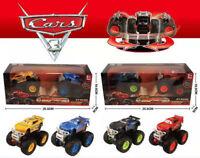 Lightning Mcqueen cars Monster tumble truck set Toy Kids Boys Christmas Gift