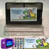 (GBA) 600+ in 1 no repeat Gameboy Advance Collection GBA Cartridge