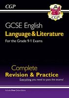 Grade 9-1 GCSE English Language and Literature Complete Revision and