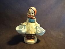 """Old Vtg #175 Hummel Goebel Porcelain Figurine 6"""" Tall Mothers Darling W Germany"""