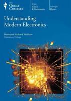 Understanding Modern Electronics (2014, DVD)