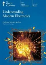 Understanding Modern Electronics, Good DVD, ,