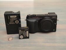 Panasonic LUMIX DMC-GX7 16.0MP Digital Camera - Black (Body Only)