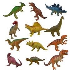 1pc Large Assorted Vivid Dinosaurs Toy 15-18cm Plastic Dinosaur Figures