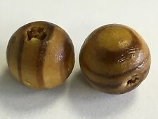 Wooden Beads 10mm Pack Of 50