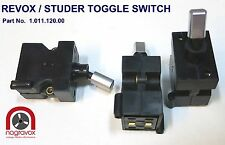 Revox Studer Toggle Switch  PR99, A710, B710 , B750