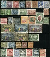 ECUADOR Postage Stamp Collection Latin America Used