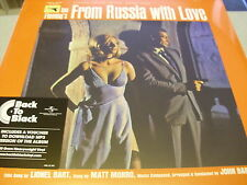 Est-From Russia with Love-LP 180g VINILE // mp3 // 007 James Bond