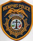 "MEMPHIS Police Patch TENNESSEE Polizei Abzeichen USA "" Elvis Presley Graceland """