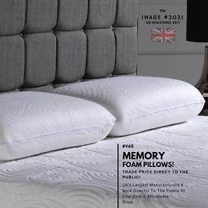 Coolmax Hypoallergenic Memory Foam Health Pillow Breathable Pillow - Batch + 01