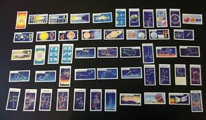 Out Into Space 1958 Brooke Bond Tea Cards 2nd Printing - Choice of Cards