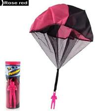 Hand Throwing Soldier Paratrooper Style Parachute Toy Parachute Toy Outdoor_GG