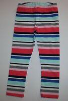 New Gymboree Colorful Striped Leggings Pants Size 2T 3T 4T 4 5 6 7 8 10 12 NWT