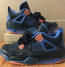 52ee6b87aadca7 Nike Air Jordan Retro IV 4 Cavs Black Orange Blue Bred Knicks 308497-027 Sz