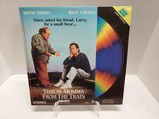 Throw Momma from the Train Laserdisc LD Nice Shape NOT DVD