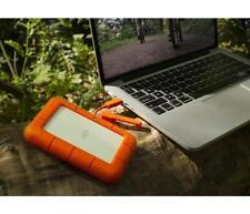 Hard Disk LACIE - 4TB RUGGED THUNDERBOLT   Con Wi-fi