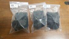 EAGLE INDUSTRIES BLACK FRAG GRENADE DIP RADIO BAOFENG ENOLA GAYE 67 MOLLE 3 PACK