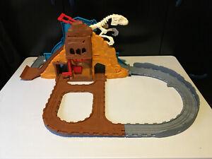 THOMAS & FRIENDS TAKE N PLAY Dinosaur Roaring Dino Run play set Track Extension