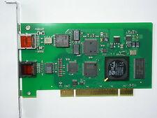 AVM ADSL/controller ISDN v4f DSL ISDN scheda PCI 1x rj45-ISDN 1x rj45 ADSL