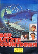 Neuer Film-Kurier Nr. 276 Der letzte Countdown ( Kirk Douglas, Martin Sheen )