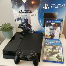 PlayStation 4 Boxed plus games controller V2