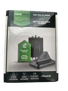 SureCall Fusion2Go Max 4G Car Cell Phone Booster for Verizon AT&T T-Mobile