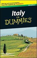 Italy For Dummies, Bruce Murphy, Alessandra de Rosa, 0470399074, Book, Good
