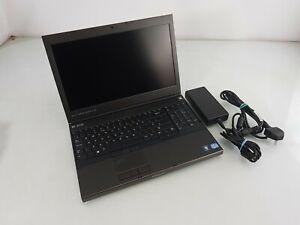 Dell Precision M4700 15.6' Laptop i7-3720QM 2.60 GHz 16GB 320GB HD Win 10 Pro
