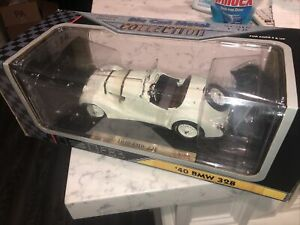 """1940 BMW 328 1:18 ROAD Signature""""NEW"""" NEVER OPEN Straps 👀ON!! LOW $9 US SHIP"""