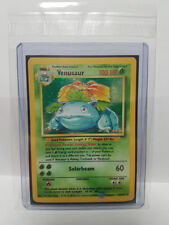 Base Set 1x Quantity Pokémon Individual Cards with Holo