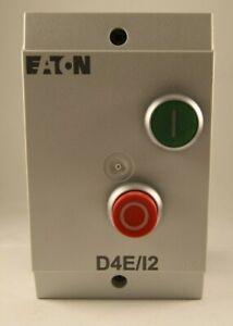Eaton 4 kW Automatic 3P + N DOL Starter, 400 V ac, 3 Phase, IP65