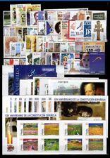 AÑO COMPLETO 2003 NUEVO CON GOMA Y SIN SEÑAL DE FIJASELLOS