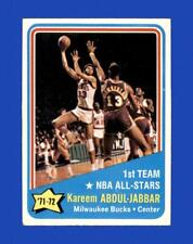 1972-73 Topps Set Break #163 Kareem Abdul-Jabbar EX-EXMINT *GMCARDS*