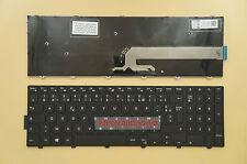 Clavier FR AZERTY Pour Dell Vostro 3546 3558 3559 Inspiron 3552 3555, No Backlit