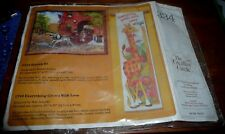 The Creative Circle 334 Station # 7 Accent Stitchery KIT   NOS Sealed